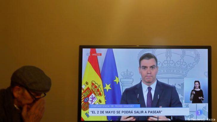 İspanya hükümetine toplu korona davaları
