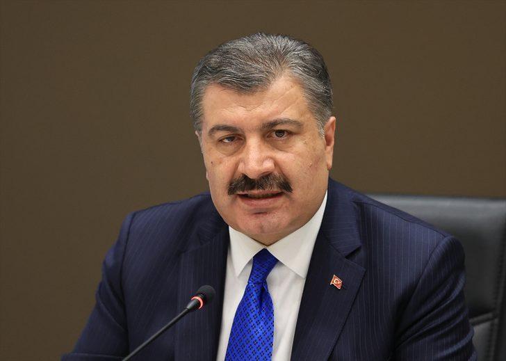 Sağlık Bakanı Fahrettin Koca 'Salgın kontrol altında' dedi ve uyardı