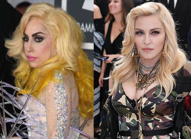 Madonna ve Lady Gaga'ya siber saldırı şoku!