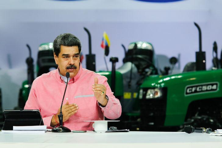 'Venezuela'nın işgali Beyaz Saray'da planlandı'