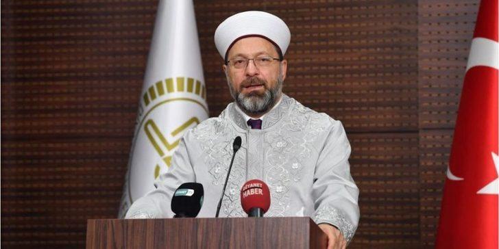 Ankara Barosu'nun Ali Erbaş hakkındaki suç duyurusu için karar verildi