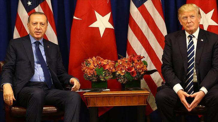 Trump'tan Türkiye örneği! 'Erdoğan ile iyi ilişkilerimiz var, olmasa ne olacak?'