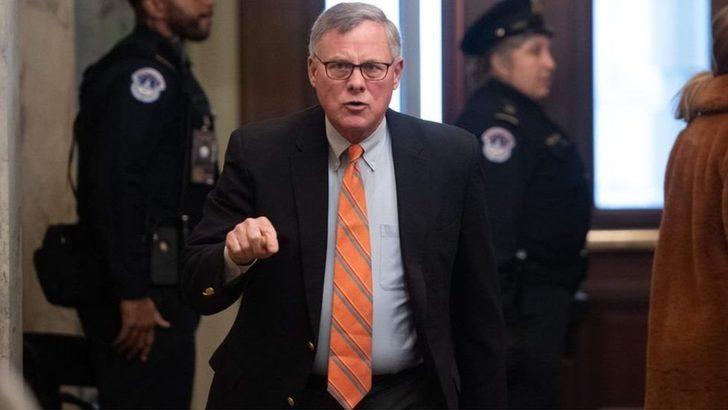 Richard Burr: ABD'de koronavirüs salgını öncesi yaptığı mali işlemler soruşturulan Senato İstihbarat Komisyonu Başkanı istifa edecek
