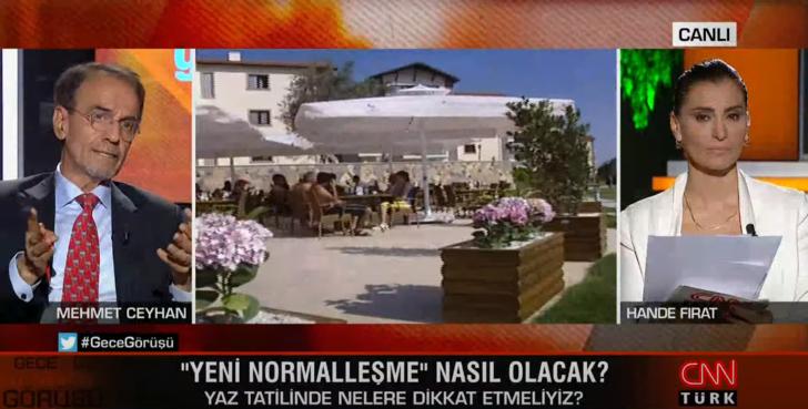 Prof. Dr. Mehmet Ceyhan'dan önemli açıklama! İstanbul'a dikkat çekti ve...