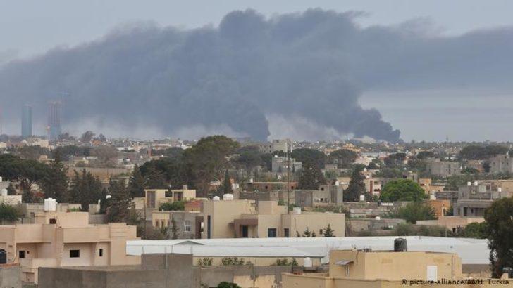 Almanya, Fransa ve İtalya'dan Libya çağrısı