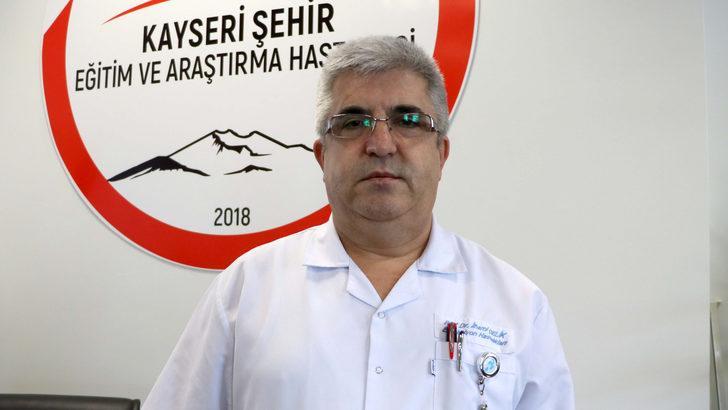 Bilim Kurulu Üyesi Çelik: Türk hekimleri cesur davranıyor