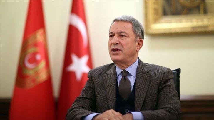 Bakan Akar açıkladı! 'Tatbikat iptalini Türkiye teklif etti'