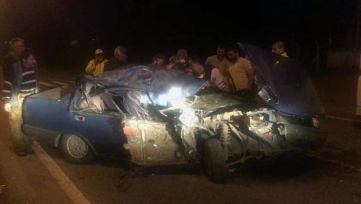 Kazada yaralanan polis memuru Hüseyin Cengiz, 13 gün sonra hayatını kaybetti