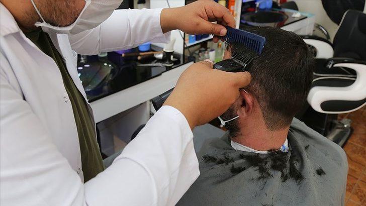 Düzce'nin Akçakoca ilçesinde berberin testi pozitif çıktı