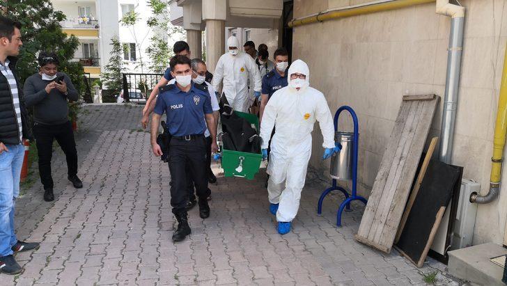 Aksaray'da karısını boğazından ve 4 yerinden bıçaklayarak öldürdü
