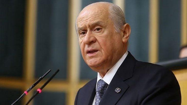 'Memleket masası' tartışması: MHP lideri Bahçeli, Seçim Yasası'nın değiştirilmesini istedi