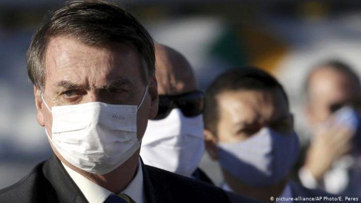 Bolsonaro: Brezilya DSÖ'den çekilebilir