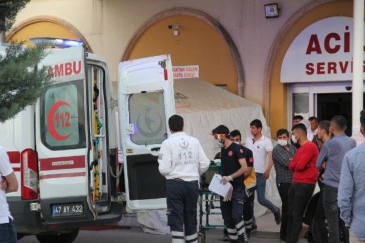 Midyat'ta kamyonet şarampole devrildi: 1 ölü, 6 yaralı