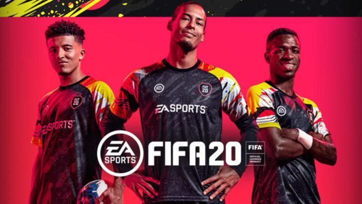 FIFA 20 bedava oldu