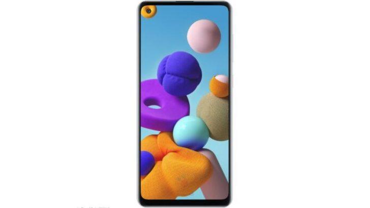 Samsung Galaxy A21s'i tanıtacak