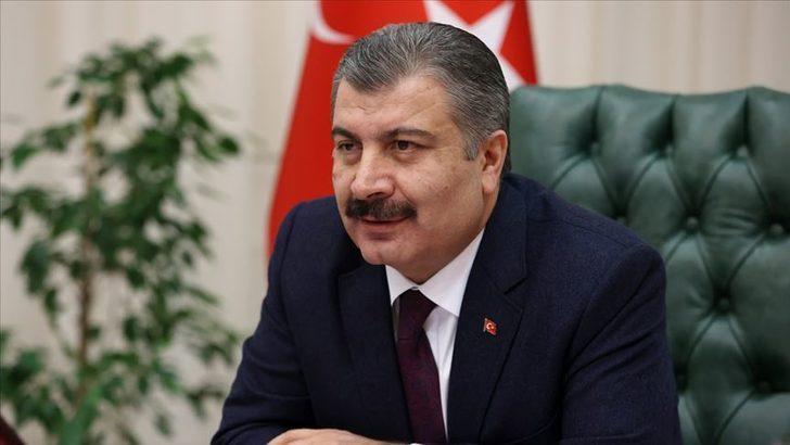 Sağlık Bakanı Fahrettin Koca: Lütfen uygulamanın dışına çıkmayalım