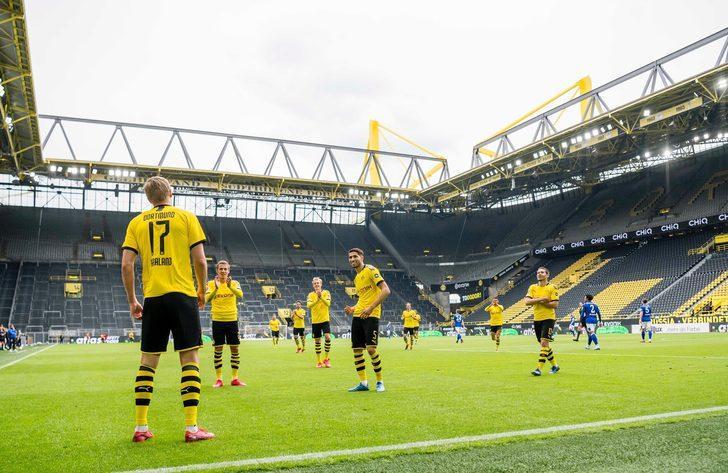 CANLI | Wolfsburg - Borussia Dortmund maçı canlı izle | S Sports şifresiz izle