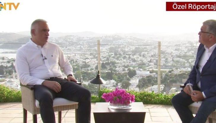 Kültür ve Turizm Bakanı Ersoy'dan önemli açıklamalar