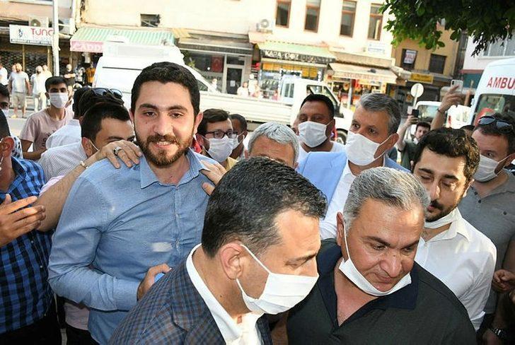 CHP Yüreğir İlçe Gençlik Kolları Başkanı Eren Yıldırım tutuklandı