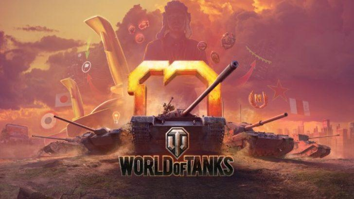 World of Tanks'e korna geliyor!