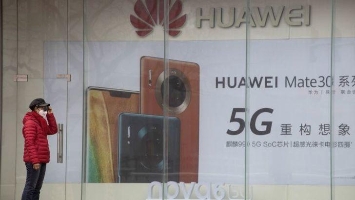 """Pekin'den Washington'a """"Huawei"""" Tepkisi"""