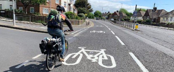 İngiltere bisiklete geçiyor! 14 milyon kişi hazır