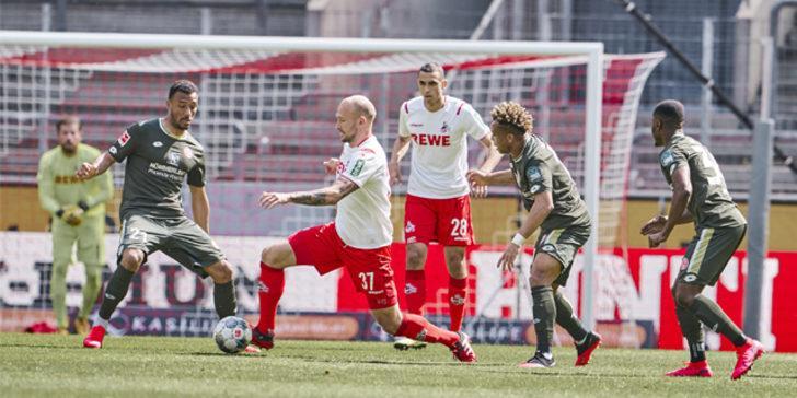 ÖZET  Köln - Mainz 2-2