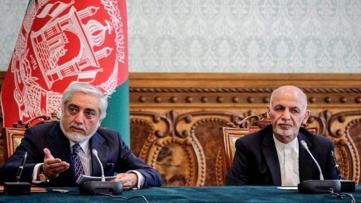 Afganistan'da Devlet Başkanı Eşref Gani ve rakibi Abdullah Abdullah iktidar paylaşımında uzlaştı