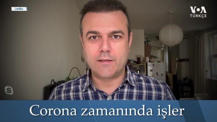 İngiltere'de İşini Corona Dönemine Uyduran Türk Göçmenler