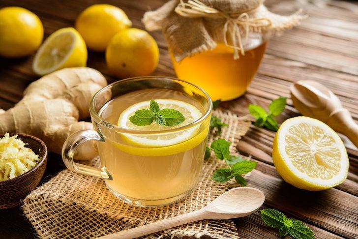 Gündemi sarsan iddia! Koronavirüslü hasta limon ve zencefille iyileşti