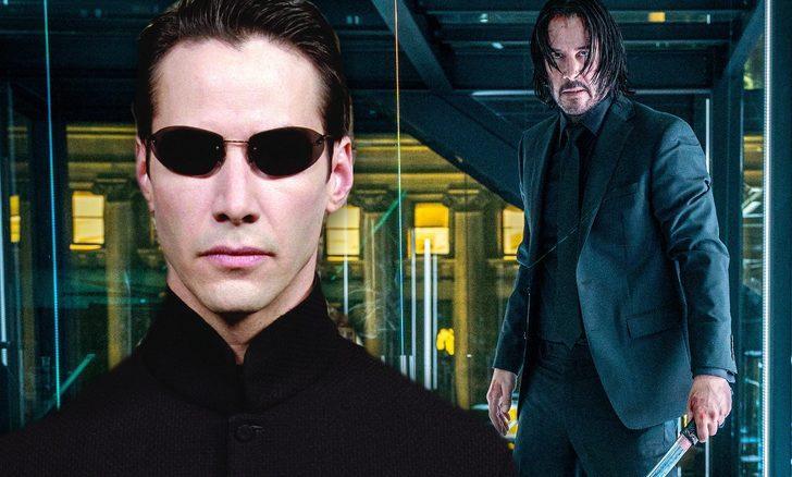 Keanu Reeves'in iki yeni filmi sadece dijitalde yayınlanabilir