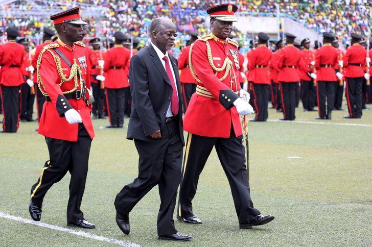 Tanzanya Devlet Başkanı: Oğlum limon ve zencefille iyileşti