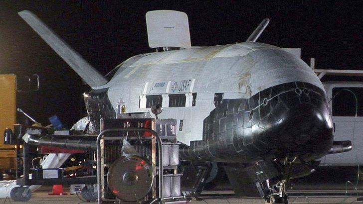 ABD'nin 'gizli görev uçağı' 6. kez yörüngede!