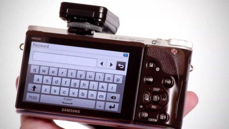 Samsung NX300'e ilgi arttı