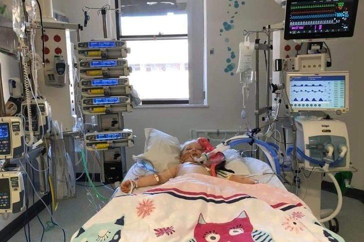 Koronavirüsü yendikten sonra kawasaki hastalığına yakalanan kızın babasından önemli uyarı