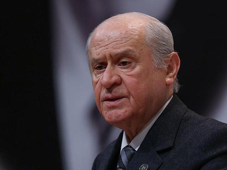 MHP lideri Devlet Bahçeli'den 'memleket masası' tartışmalarıyla ilgili açıklama
