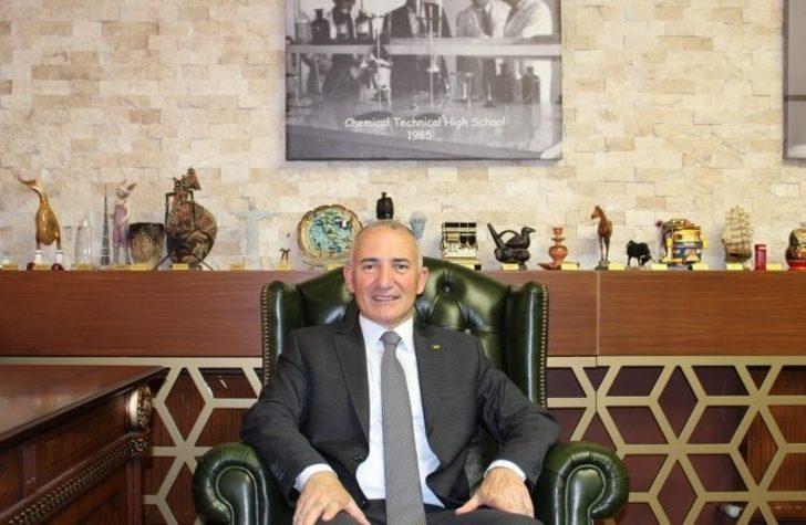 DESMÜD Başkanı Demirtaşoğlu'ndan 19 Mayıs mesajı