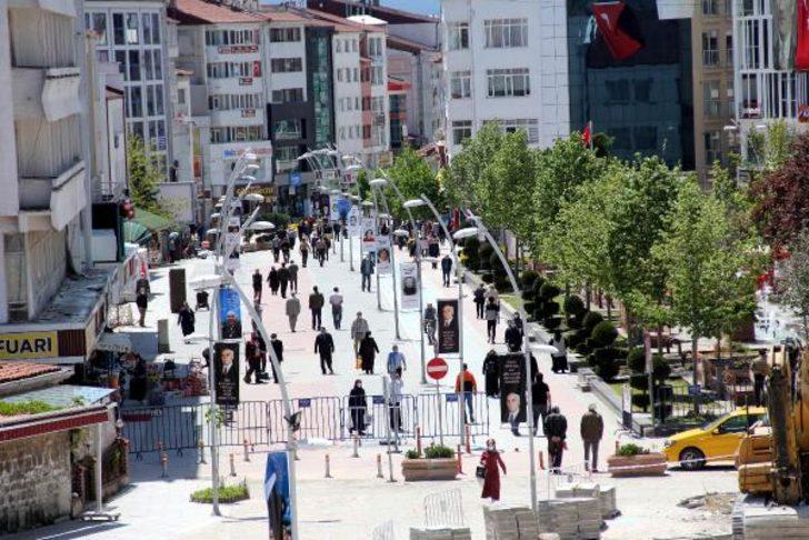 Bolu'da maskesiz dışarı çıkmak yasaklandı