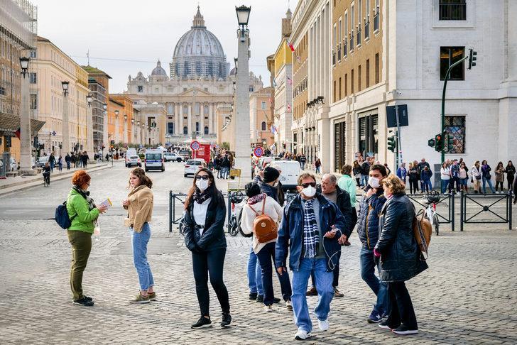 'İtalyan ekonomisi 2020'de yüzde 8,3 daralacak'