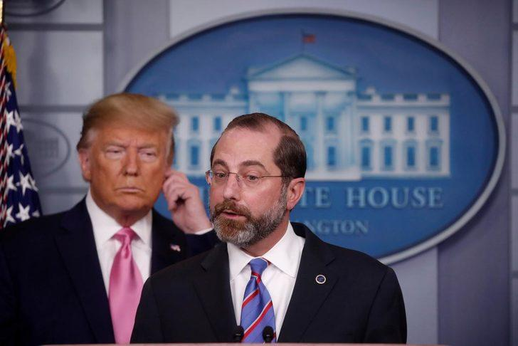 ABD Sağlık Bakanı: Amerikalılar sağlıksız olduğu için rekor kırdık