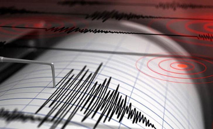 Akdeniz'de art arda korkutan depremler