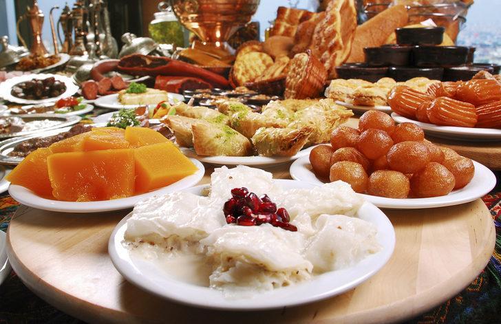 Ramazan Bayramı'nda şeker tüketmeyin, bayramınızı zehir etmeyin