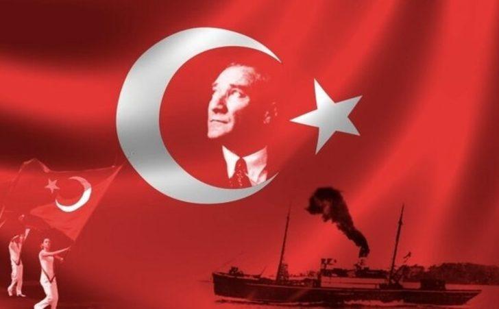 Yazılı ve Resimli 19 Mayıs mesajları 2020: 101. yılında Samsun'a çıkış!