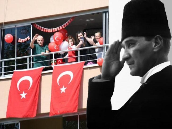 Tüm Türkiye'de 19 Mayıs coşkusu!