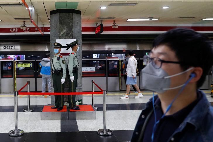 Çin'de 6, Güney Kore'de 13 yeni Kovid-19 vakası tespit edildi