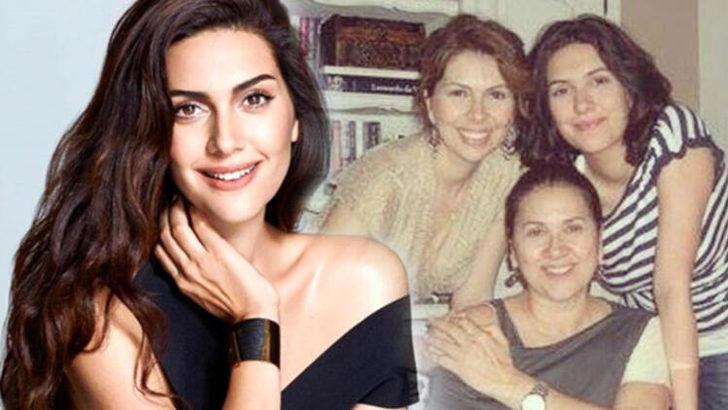 Zeynep Korel'den kardeşi Bergüzar Korel'e tehdit