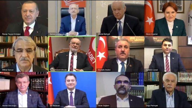 Saadet Partisi siyasi liderleri montajla buluşturdu: Bu görüntüler hayal değil gerekliliktir