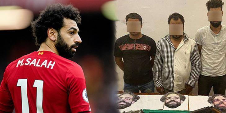 Kahire'de akıl almaz soygun! Salah'ı alet ettiler!