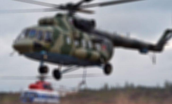Rusya'da askeri helikopter sert iniş yaptı: 3 ölü
