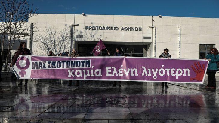 Rodos Adası'nı karıştıran cinayet ve tecavüz davasında sanıklara ömür boyu hapis cezası